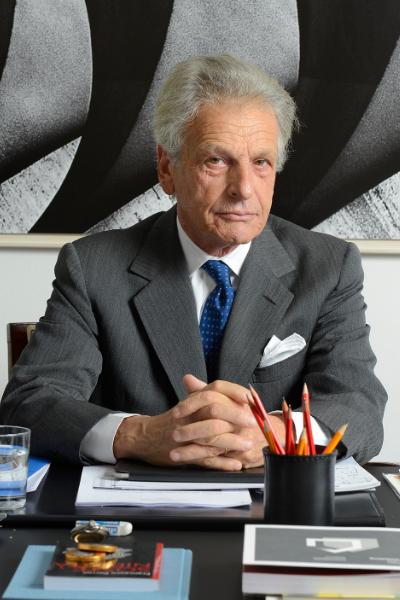 Carlo Alessandro Puri Negri - il Presidente di BLUE SGR
