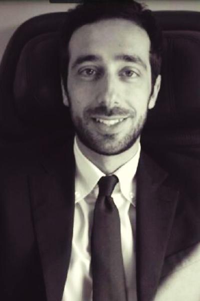 Simone Petrosemolo - Responsabile della Funzione Affari Legali, Compliance e Antiriciclaggio di BLUE SGR